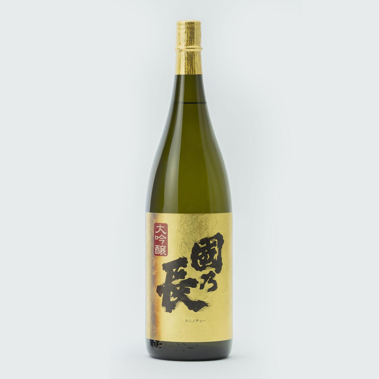 日本酒 國乃長 大吟醸 1800ml
