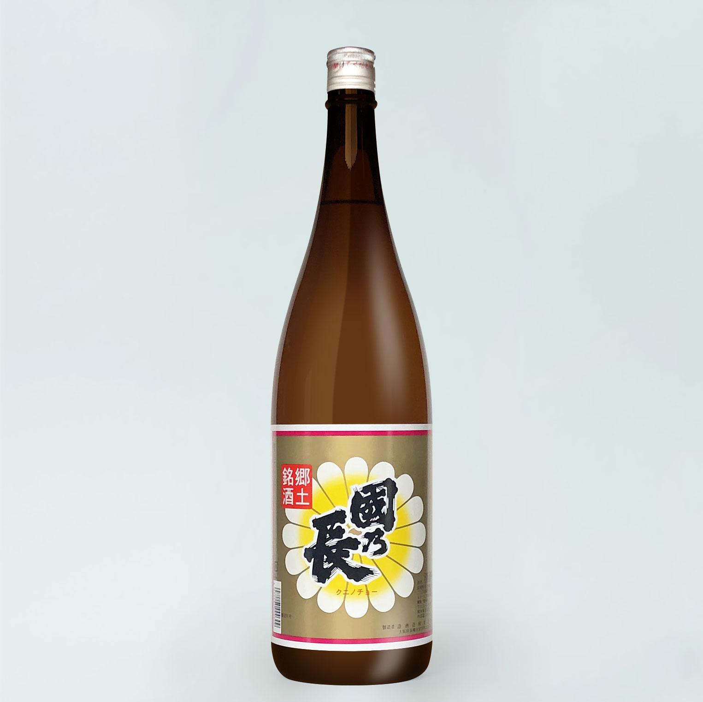 日本酒 國乃長 郷土銘酒 1800ml