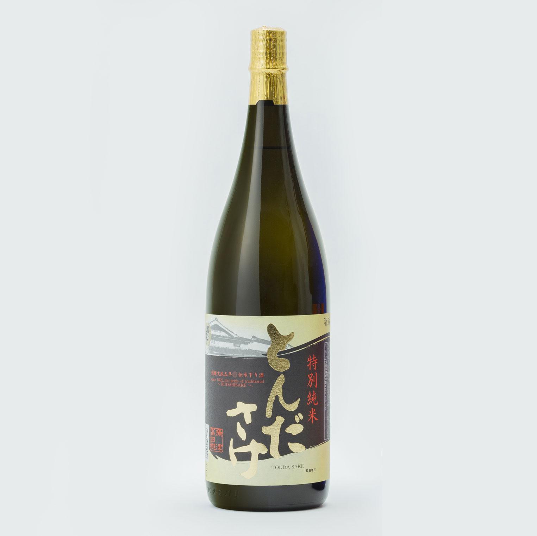 日本酒 とんださけ 純米吟醸 1800ml